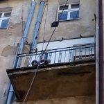 Demolice balkonu Praha